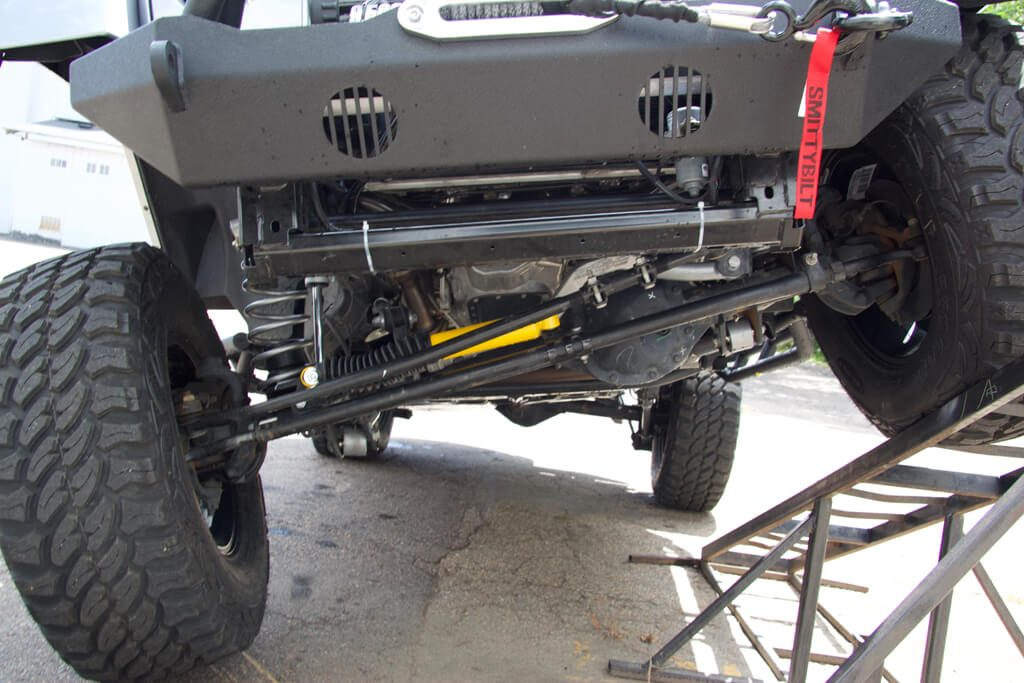 4x4 Steering, Suspension, and Alignment